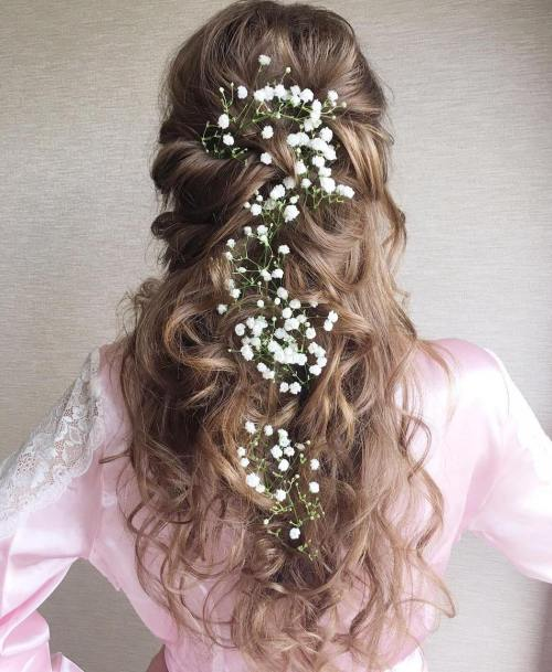 Beautiful Curls On Your Wedding Day